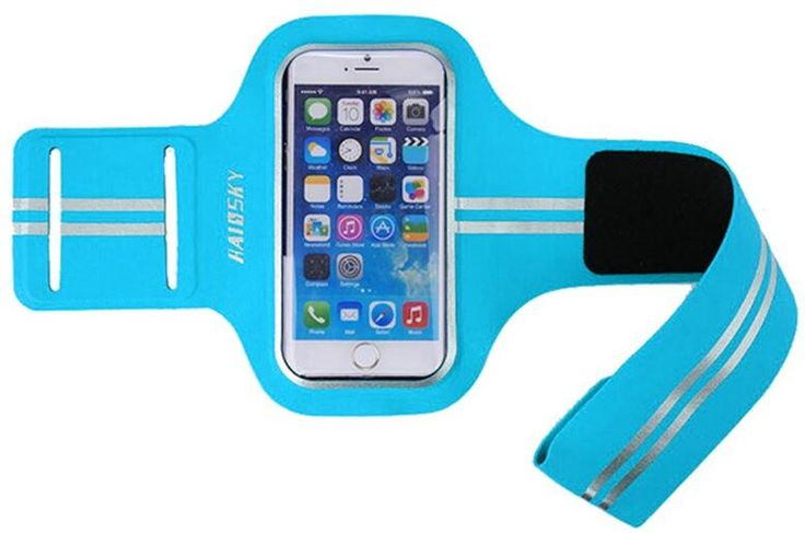 Sweat Proof Running Case Armband for Iphone 6/6S 5 Inch iPhone 6S Armband. Precisely fits the contours of iPhone 6 6S Samsung S7 S7 Edge S6 S6 Edge S5 S4 and supports touch-screen operation. Made of high quality lycra, it is soft, slim, breathable, lightweight and comfortable to wear. 9-14.5 inches adjustable design makes it fit all arm sizes. The audio port at the top allows you to enjoy your favorite music during outdoor sports.