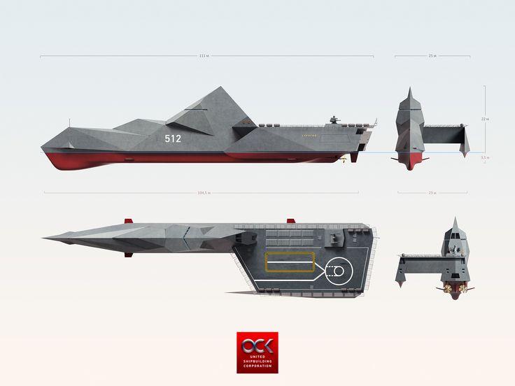 https://www.behance.net/gallery/22650231/Littoral-Combat-Ship-Concept