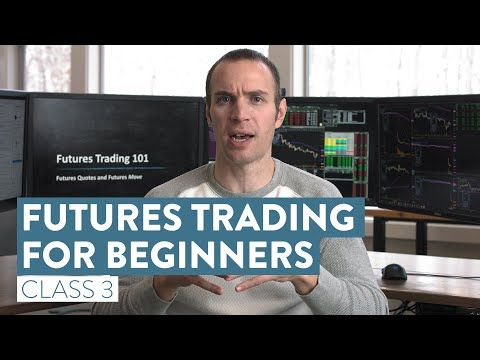 How to trade futures option