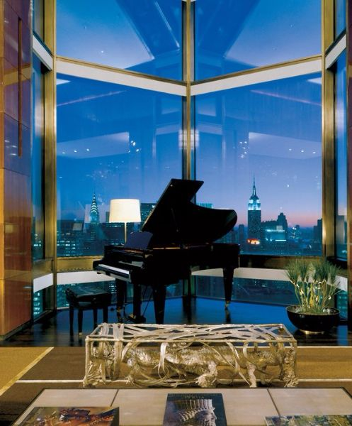 Ty Warner Penthouse, Four Seasons New York