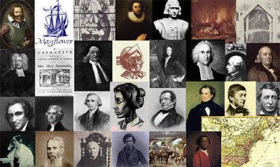 A small Who's Who of writers who made it...