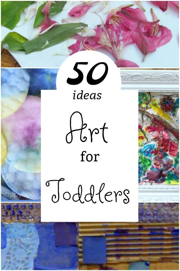 50 Perfect Crafts For 2 Year Olds Art Activities For