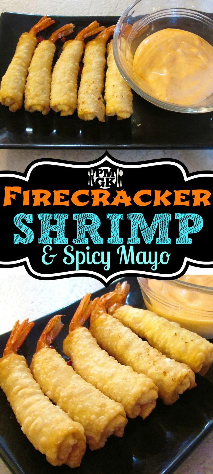 36 best pmgk asian food recipes images on pinterest asian food firecracker shrimp with spicy mayo forumfinder Image collections