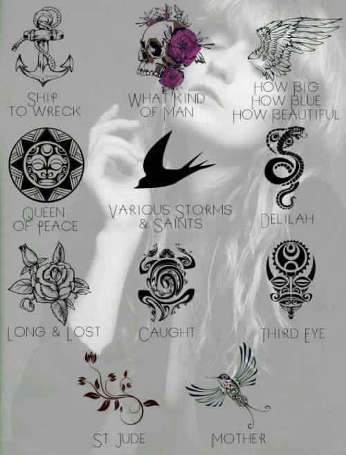 HBHBHB Tattoos