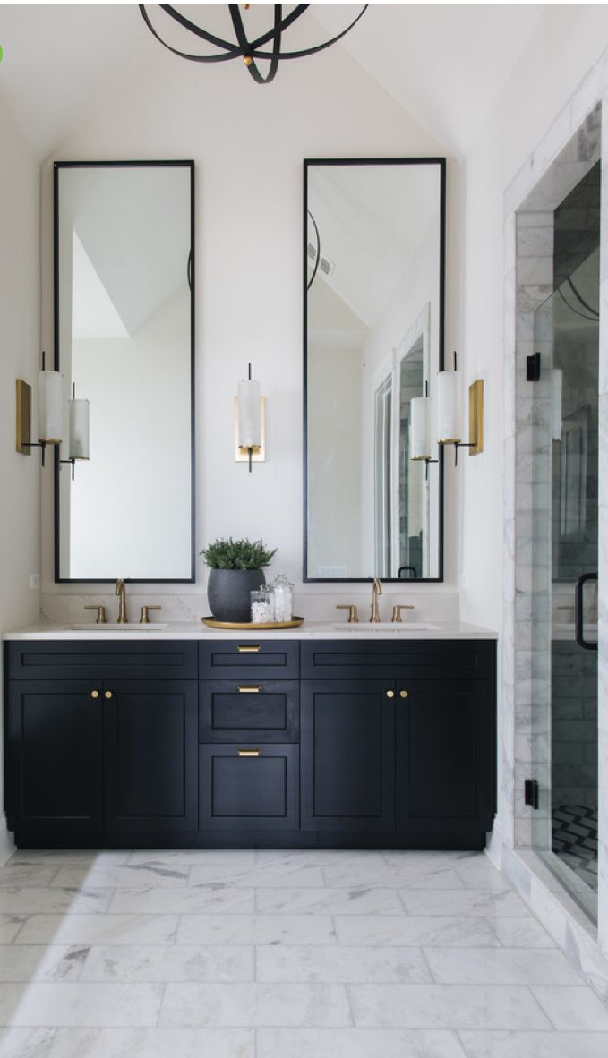 Pinterest Bysimplysimone For More Painted Vanity Bathroom Bathroom Interior Design Bathroom Interior