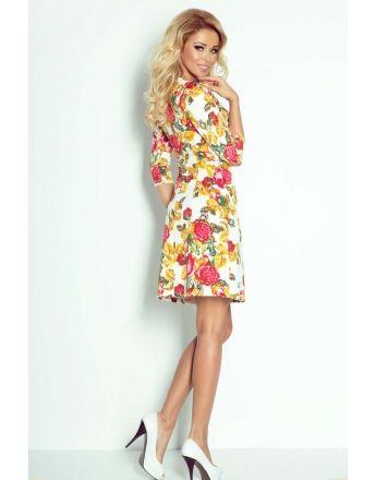 Floral dress #dress #fashioneda