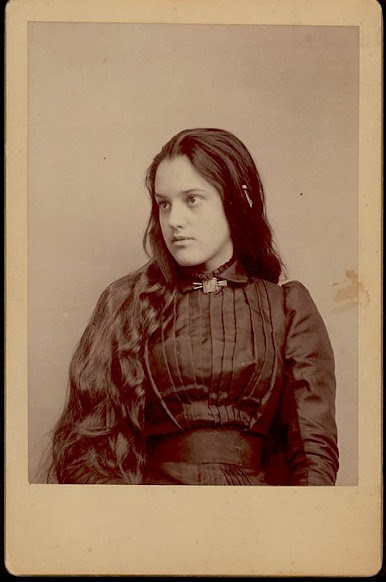 Marcia Pascal (the daughter of Col. George W. Pascal) - Cherokee - no date