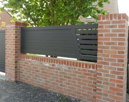 17 Best Ideas About Portail Aluminium On Pinterest Portail Porte Entr E Aluminium And Portail Alu