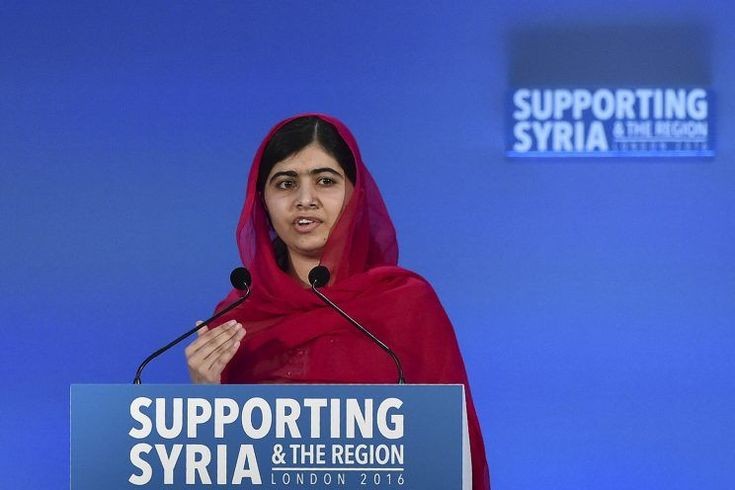 Malala Yousafzai, the youngest recipient of the Nobel Peace Prize, on Friday con...