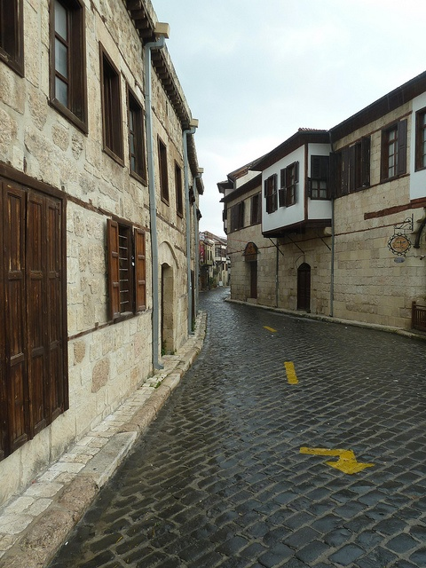 Road in old town Tarsus by mattkrause1969, via Flickr
