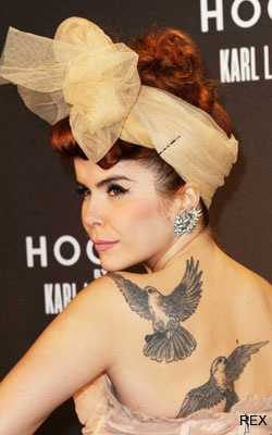 Paloma Faith..Gorgeous!! born in Dalston, Hackney...a true Blighty Brit...and we love her to bits!