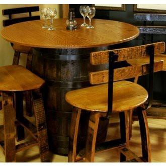 Deathu0027s Door Whisky Barrels As Tasting Room Tables Part 70