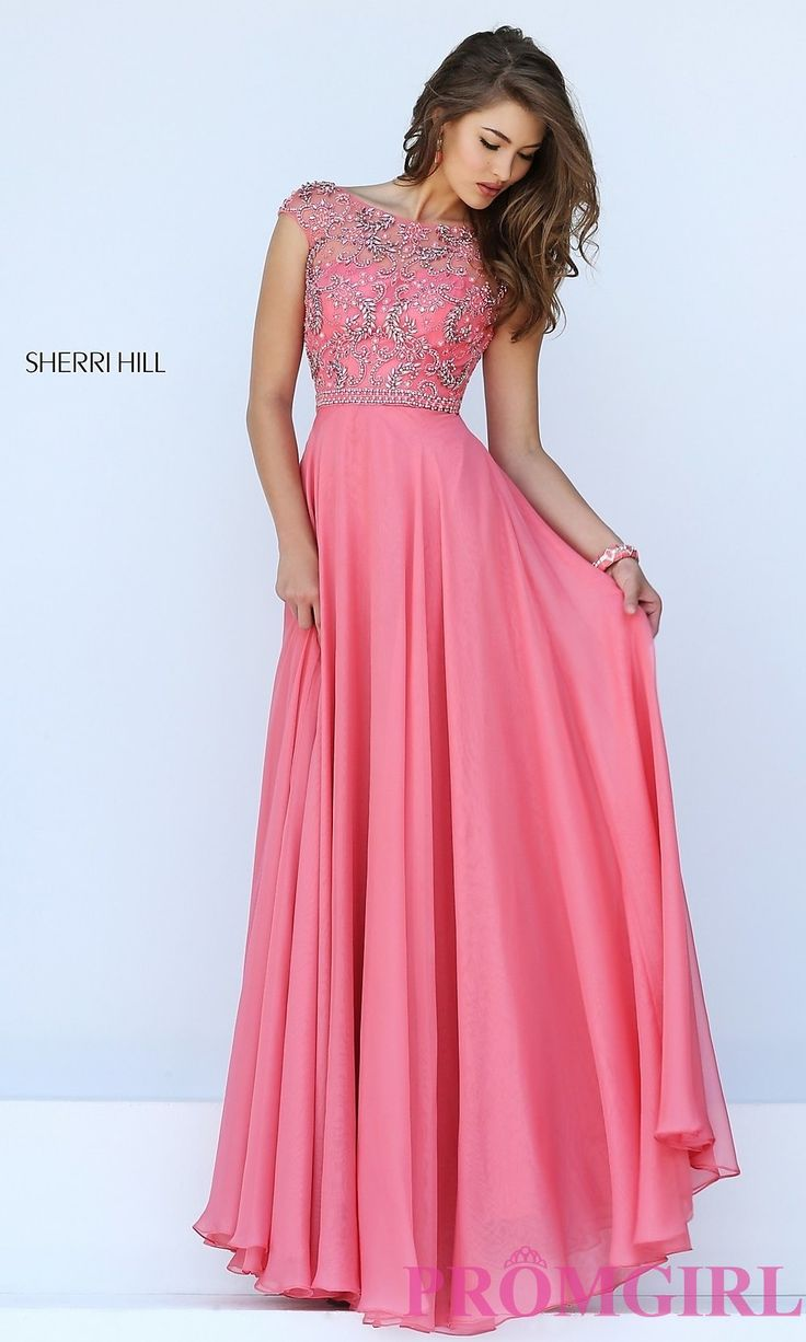 38 best sukienki images on Pinterest | Ball gown, Prom dresses and ...
