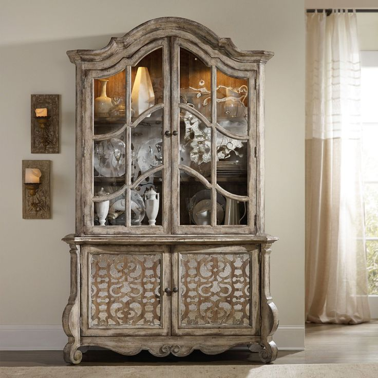 Hooker Furniture Chatelet China Cabinet | from hayneedle.com