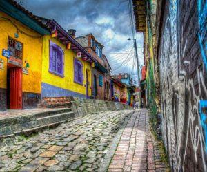 Vuelos entre España y Colombia desde 365 ida y vuelta con Aeroméxico