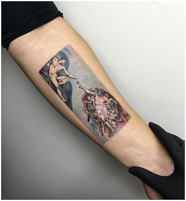 54 Small Meaningful Tattoos For Women – Page 6 of 6