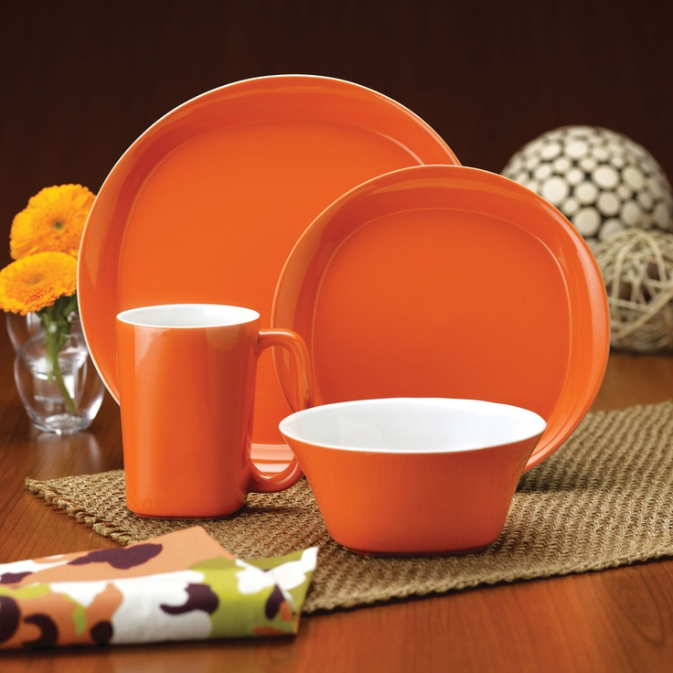 Rachael Ray Round u0026 Square Orange & Best 49 Rachael Rayu0027s ORANGE Wares and Other ORANGE Items ideas on ...