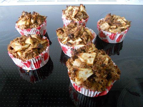 Telvrije muffins