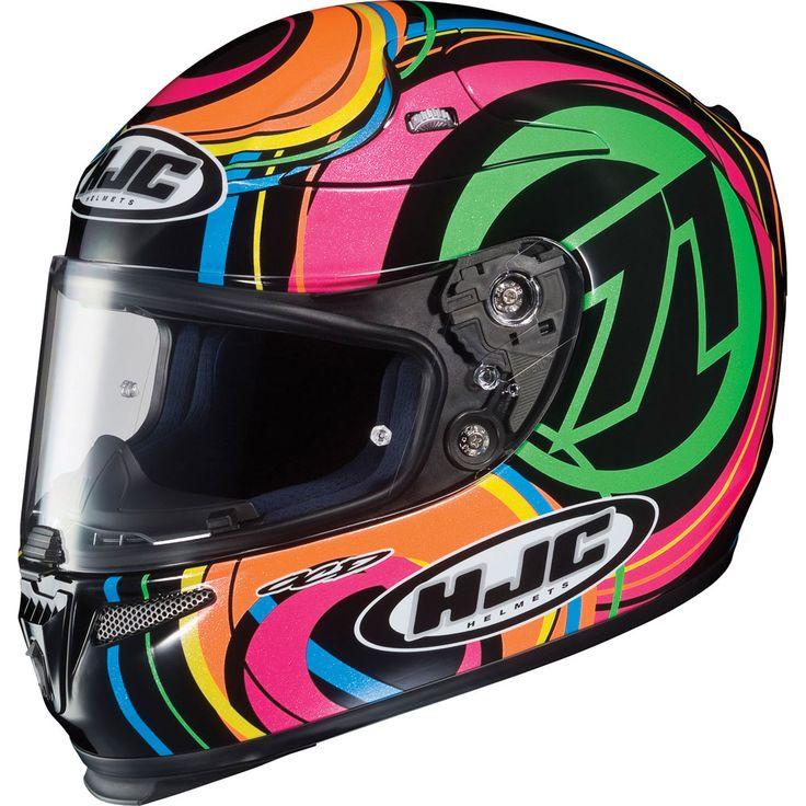 HJC RPS-10 Seventy One Full Face Helmet - Chaparral Motorsports