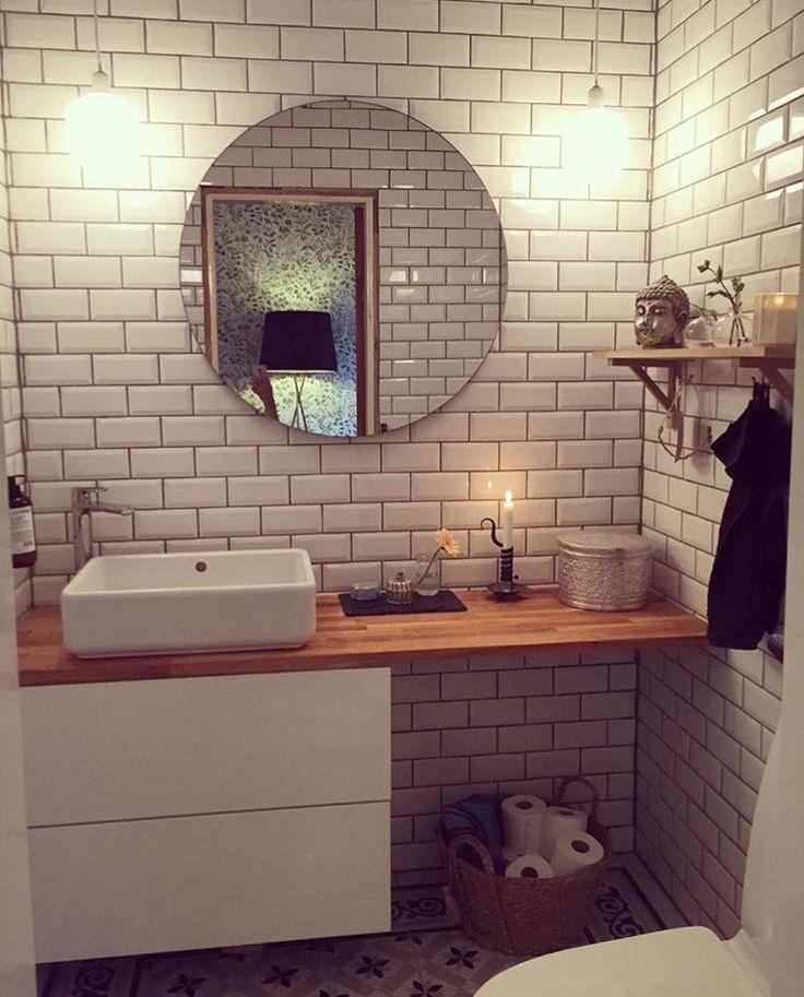 Badrumsinredning, IKEA, granit, golvpoolen, room21