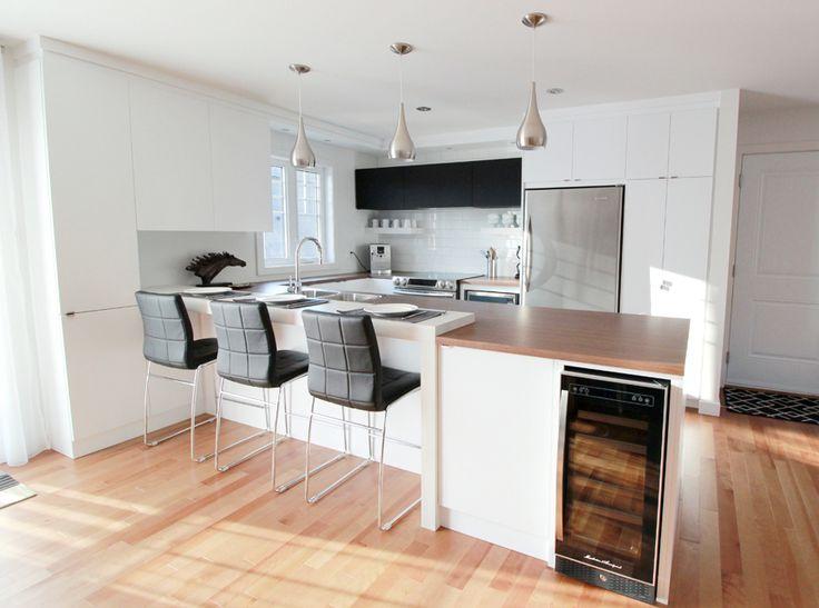 Les 25 meilleures id es concernant armoire de micro ondes for Armoire de cuisine gatineau