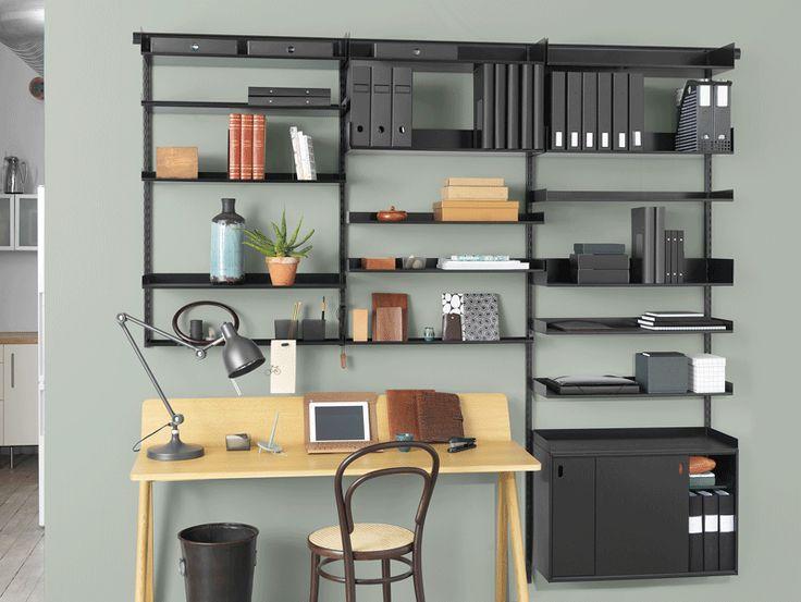 Kevyet muunneltavat hyllyt ovat löytäneet paikkansa niin olohuoneista, keittiöistä, eteisistä kuin työhuoneista ja opiskelijabokseista. Kodin...