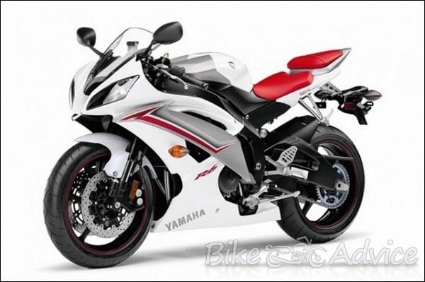 Yamaha R6 sport-bikes