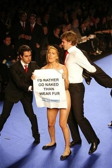 Id rather go naked than wear fur images 55