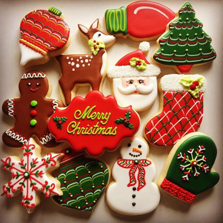 Let the season begin! #buttercupcookie #christmas #christmascookies