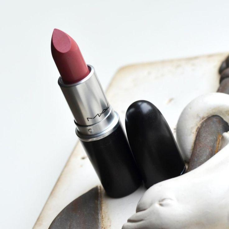 MAC Brave Lipstick - LiveLifeGorgeous
