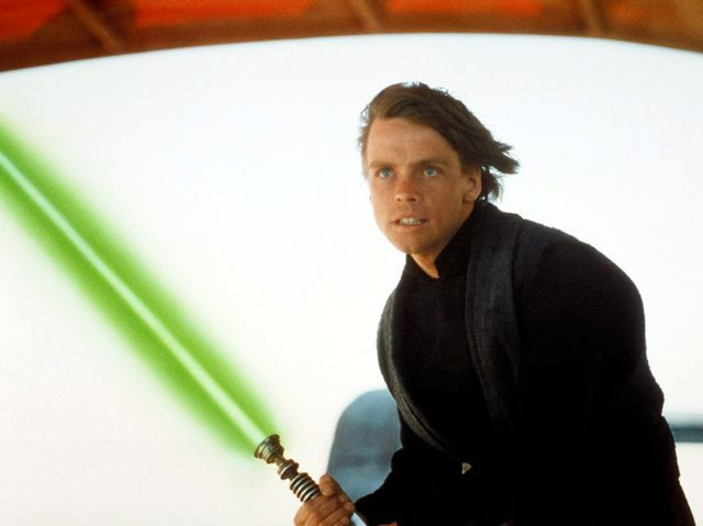 I got: Luke Skywalker! Can We Guess Your Favorite Star Wars Character?