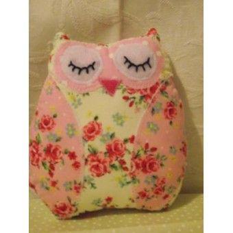 Small vintage owl