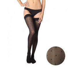 Thigh High Compression Stockings - Graduated Medical Support Hose
