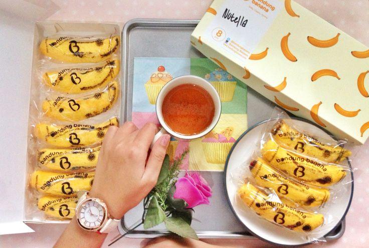 This is Bandung Banana...!!! Hahahaha because Tokyo Banana is too mainstream