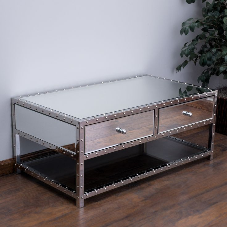 Mirrored Tray For Coffee Table: 25+ Best Mirrored Coffee Tables Trending Ideas On