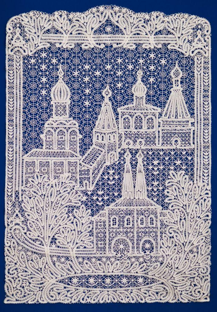 Выставка Галины Мамровской
