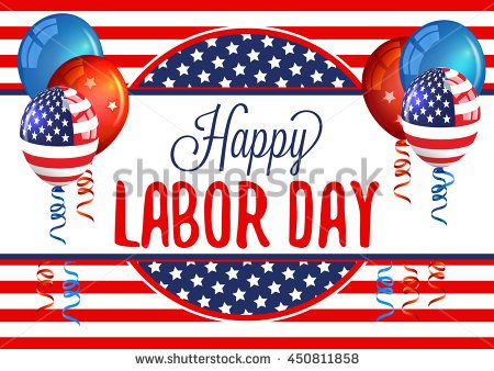 Labor Day. Happy Labor Day Card. Labor Day USA. Labor Day Holiday. Labor Day Background. Labor Day Weekend. #laborday #vector #card #banner #poster