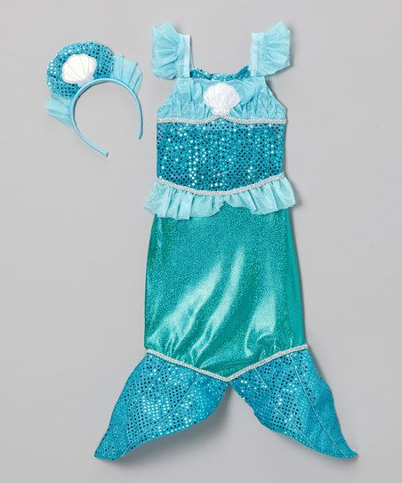 Blue things to dress up as