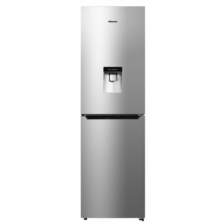 Hisense 264L net bottom freezer frost free in inox finish A+ energy rating FREE Delivery Shop Online