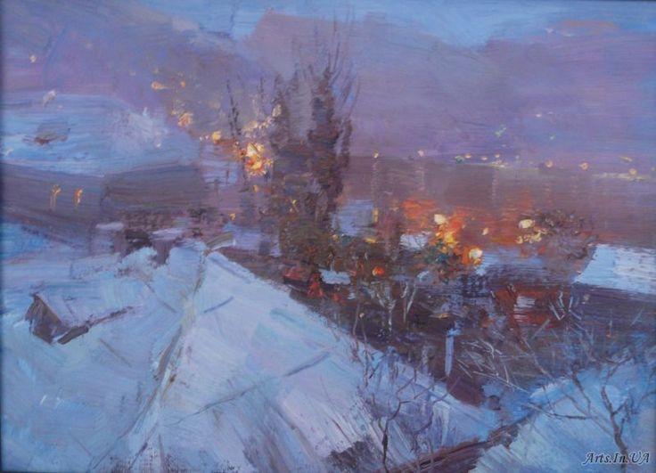 Рождественская ночь - Бобров Александр