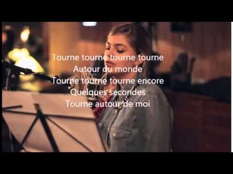 Louane - Tourne paroles - YouTube
