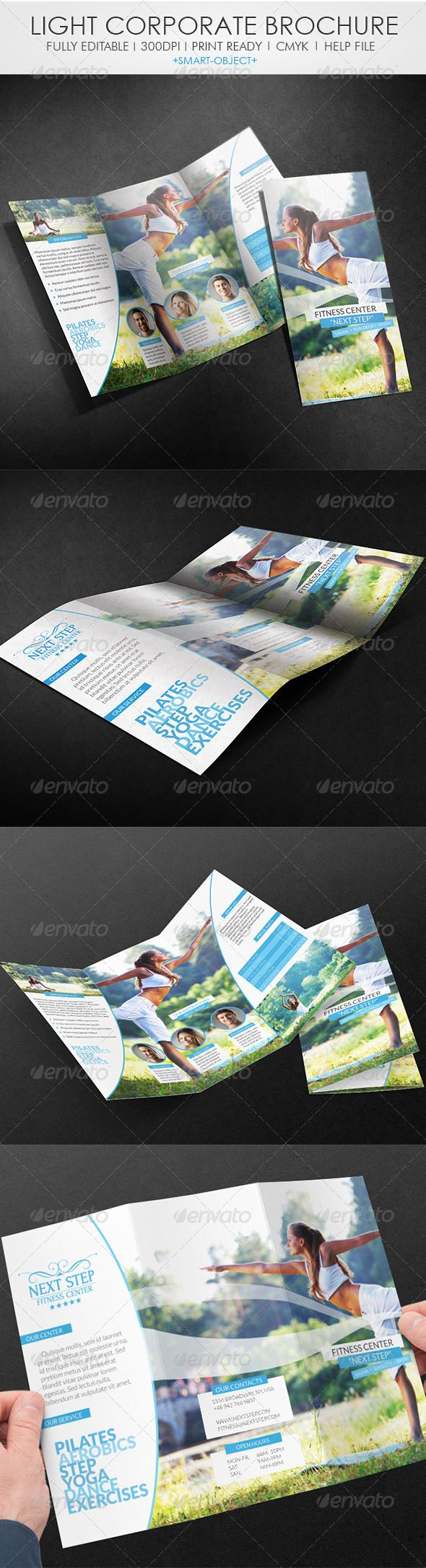 Light Corporate Tri-fold Brochure  http://graphicriver.net/item/light-corporate-trifold-brochure/4524234?WT.ac=portfolio_1=portfolio_author=Realstar
