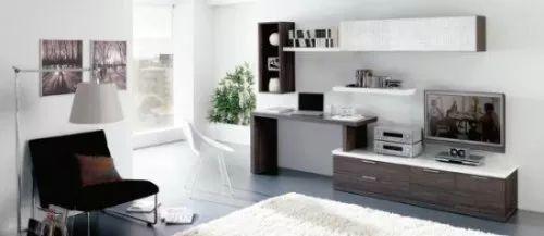 modulo mesa lcd led dvd escritorio repisa colgante estante.