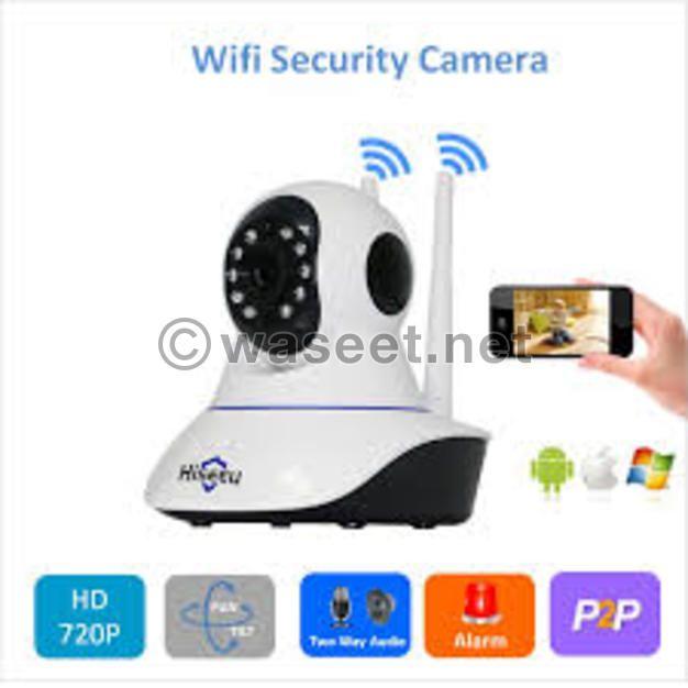 Villa office wireless cctv camera installation in dubai | Computers and Tablets | Networking & Communication | Dubai | UAE