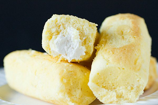 DIY: Homemade Twinkies    This recipe is incredibly easy and the end result is a soft yellow cake that's a little bit denser than a sponge cake, and a filling that is spot-on when it comes to replicating the actual Twinkie. While nothing can replace the original, I think a homemade Twinkie might be just what the doctor ordered for all those folks mourning the end of their favorite snack cake.