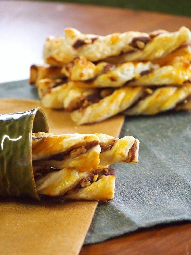 あんこくるみんパイ by ひえだちひろ(檜枝ちひろ) | レシピサイト「Nadia | ナディア」プロの料理を無料で検索