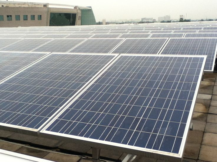 Monitoring System for a 39kWp Rooftop Solar Installation iPLON India