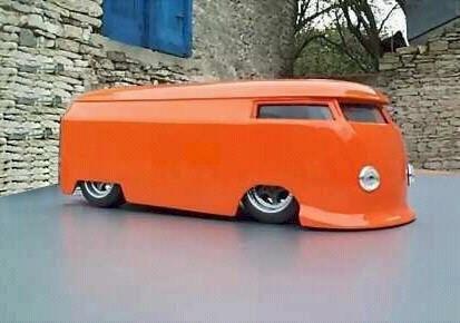 VW BUS volksrat: Orange Smoothie…   ◉ re-pinned by http://www.waterfront-properties.com/