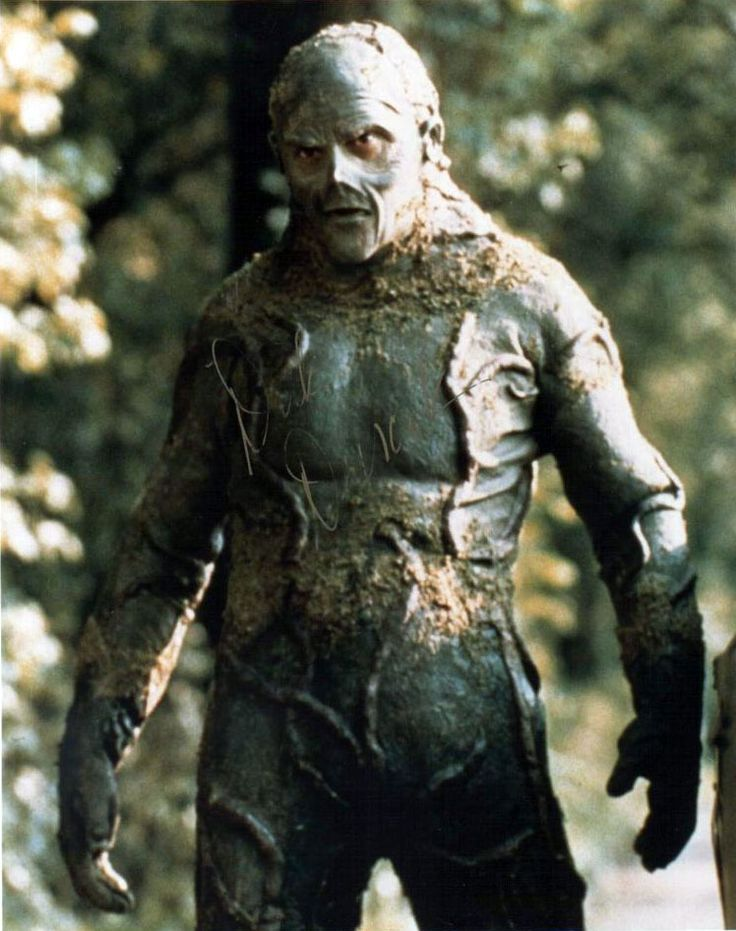 dick durock swamp thing - photo #6