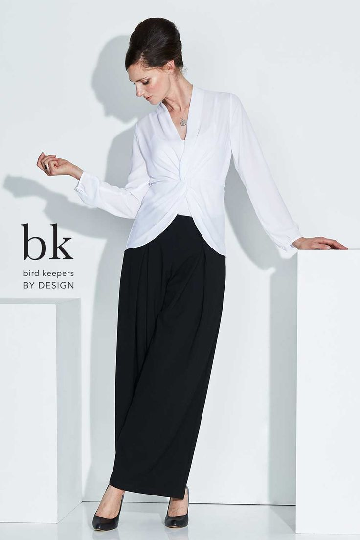 BIRD KEEPERS BY DESIGN - The Love Knot Blouse